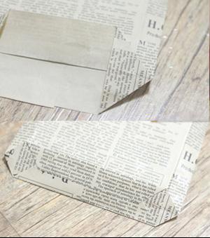 Cách gói quà bằng giấy báo đơn giản mà SIÊU DỄ THƯƠNG - CỰC XINH