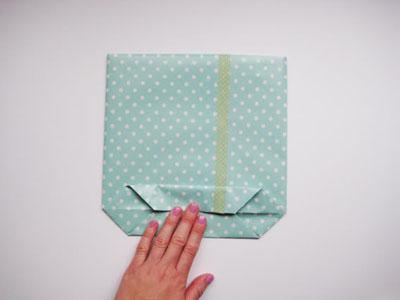 Mách bạn cách gấp túi giấy đơn giản mà SIÊU DỄ THƯƠNG