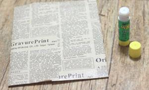 Cách gói quà bằng giấy báo đơn giản mà SIÊU DỄ THƯƠNG - CỰC XINH 2