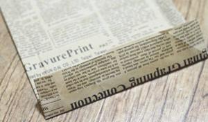 Cách gói quà bằng giấy báo đơn giản mà SIÊU DỄ THƯƠNG - CỰC XINH 3