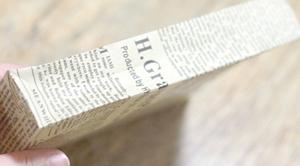 Cách gói quà bằng giấy báo đơn giản mà SIÊU DỄ THƯƠNG - CỰC XINH 5
