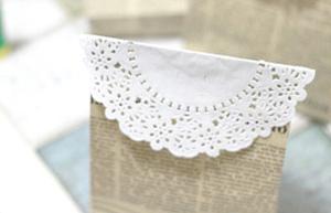 Cách gói quà bằng giấy báo đơn giản mà SIÊU DỄ THƯƠNG - CỰC XINH 7