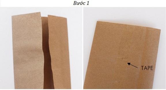 Cách làm túi giấy đơn giản chỉ với 4 bước | Ai cũng có thể làm