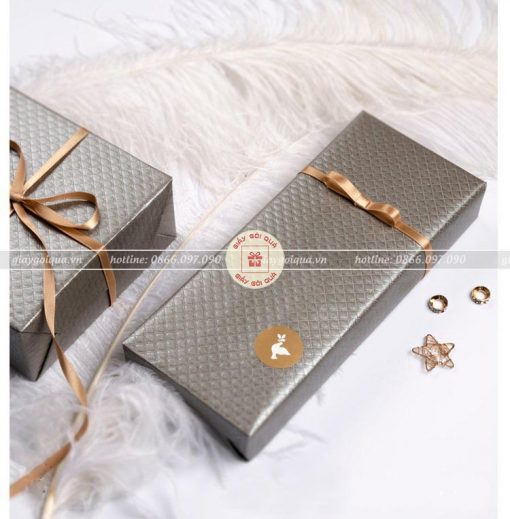 Giấy gói quà Hàn Quốc cao cấp