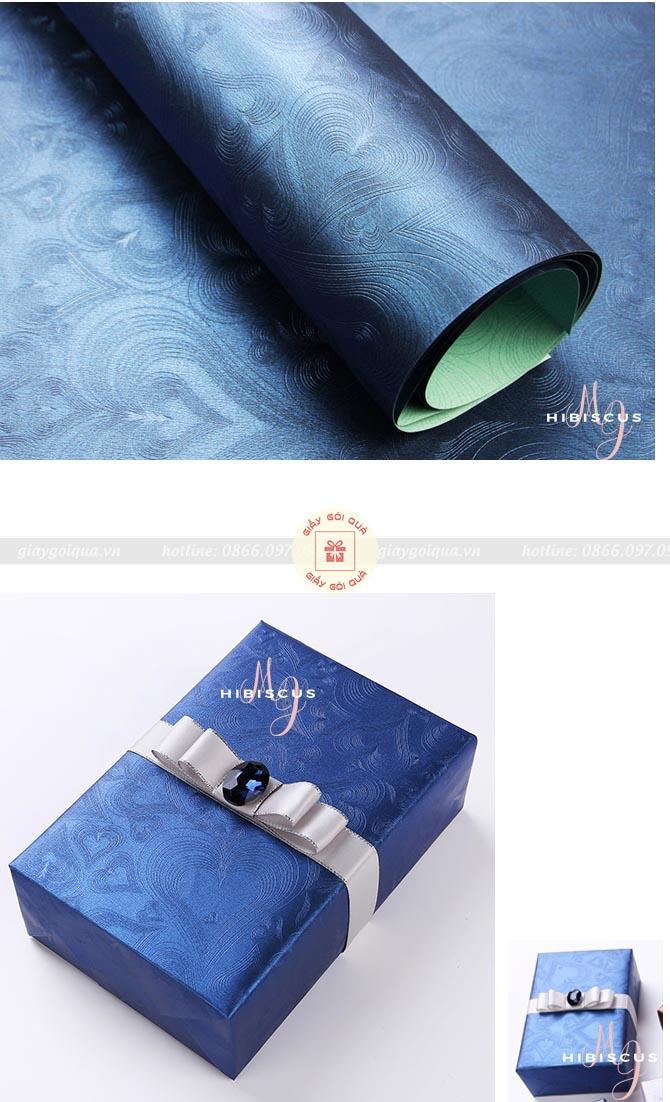 Giấy lụa gói quà Hàn Quốc cao cấp