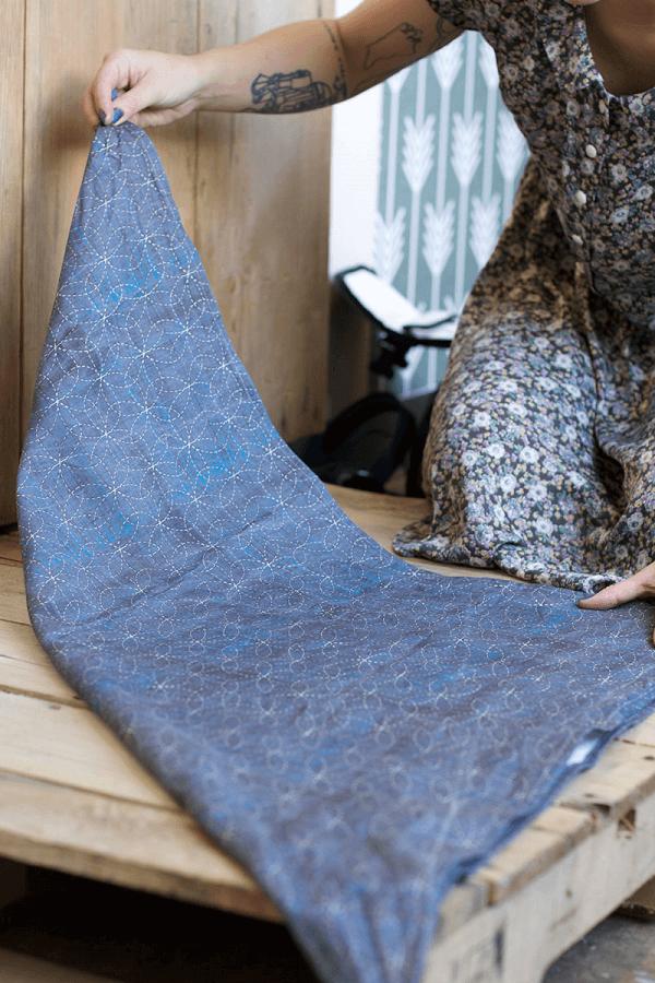 Khám phá cách gói quà bằng vải độc đáo của Người Nhật