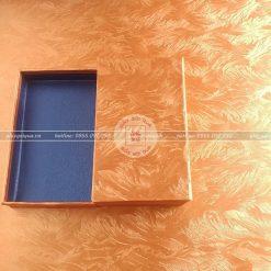 Giấy gói quà cao cấp vân hoa lửa - CC20
