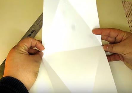 Cách gói quà hình tam giác đơn giản Xinh Xắn mà Độc Đáo - 263940