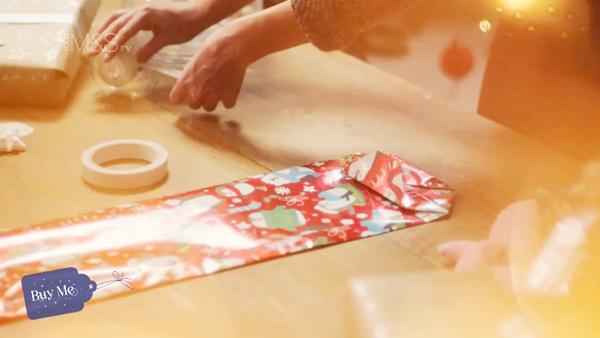 Cách gói quà không cần hộp đẹp và Ân tượng nhất