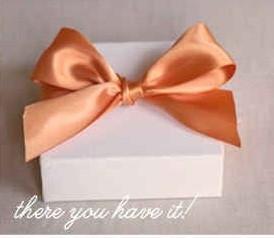 Hướng dẫn chi tiết cách gói quà bằng ruy băng đơn giản mà đẹp