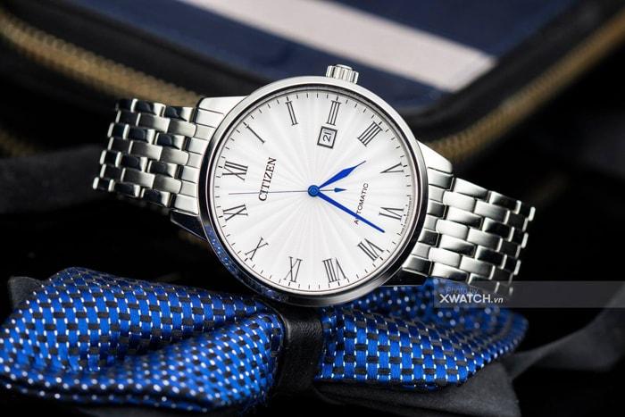 Mẫu đồng hồ đeo tay hot hiện nay