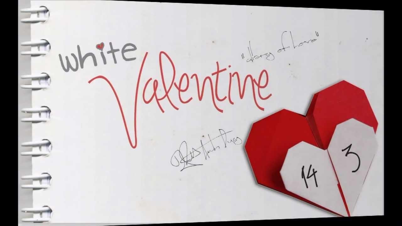 Ý nghĩa của ngày Valentine trắng