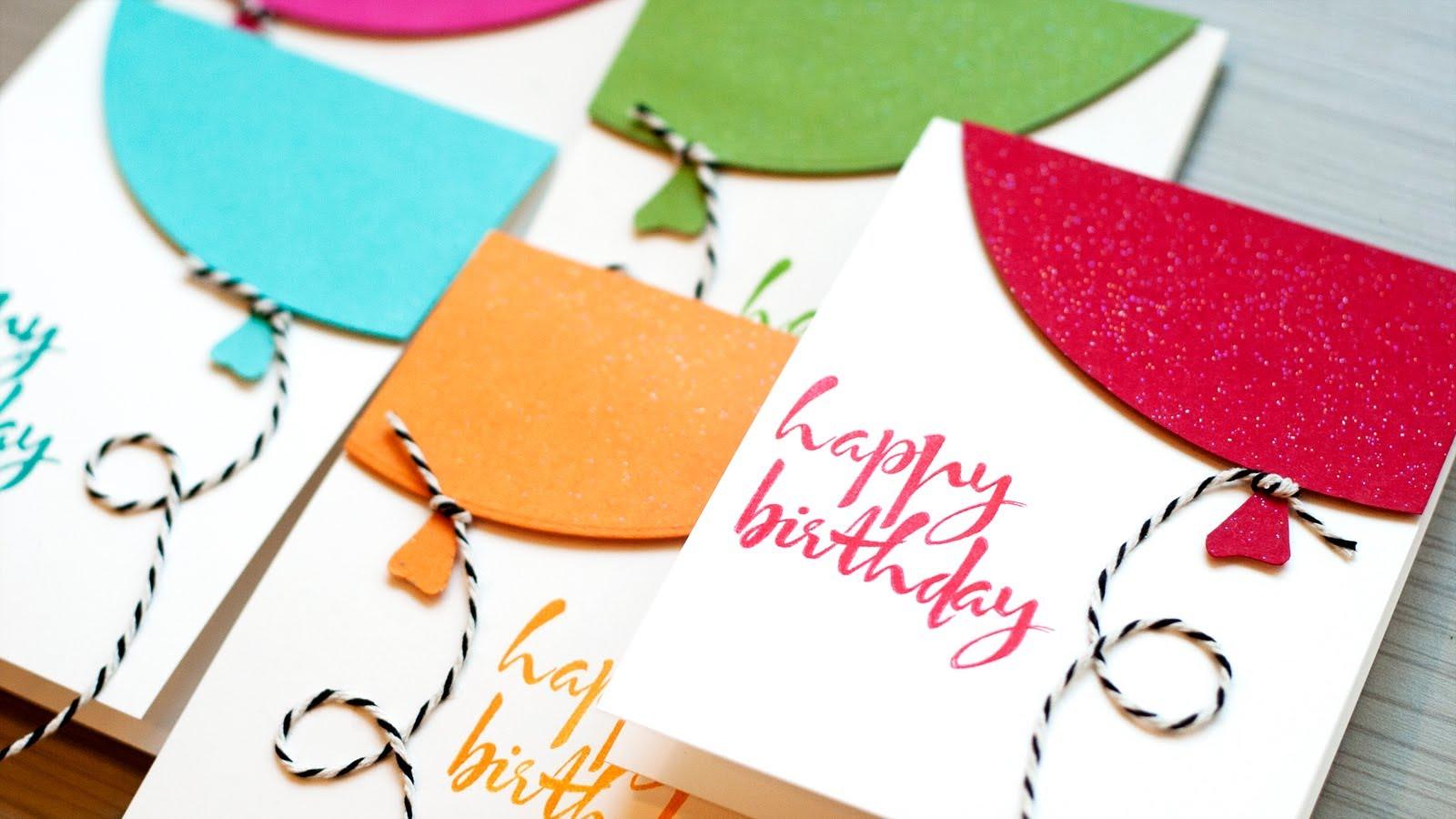 Cách làm những quà sinh nhật handmade ý nghĩa