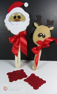 Quà tặng giáng sinh Handmade đẹp