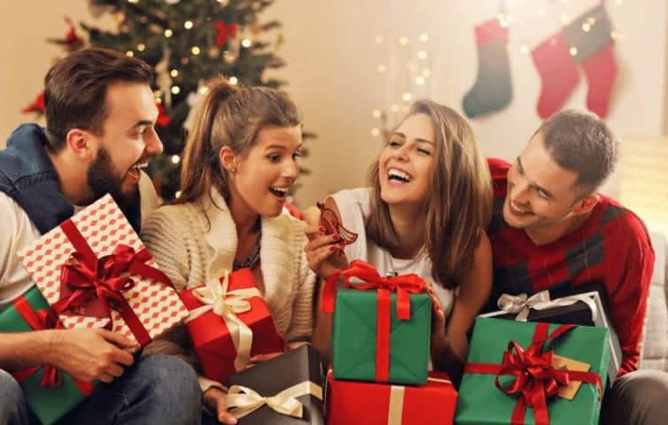 quà tặng giáng sinh cho khách hàng ấn tượng