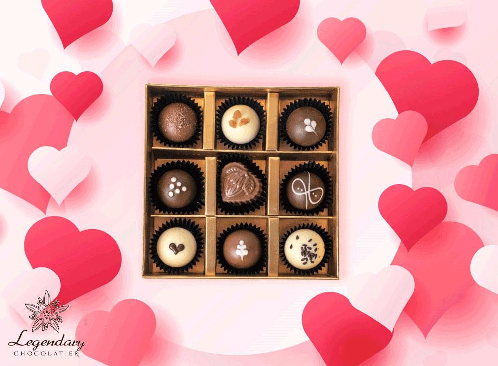 Tổng hợp các mẫu hộp quà Valentine ấn tượng và ý nghĩa nhất