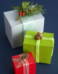 Tự làm quà tặng giáng sinh Handmade cực đáng yêu dịp Noel