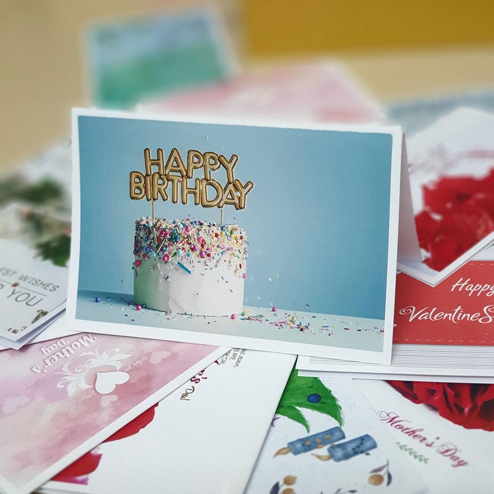 TM19 – Thiệp Mừng Happy Birthday
