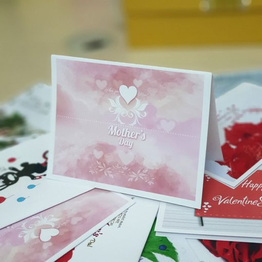 TM20 – Thiệp Mừng Happy Mother's Day