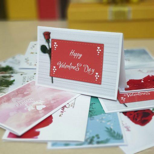 TM24 – Thiệp Mừng Happy Valentine's Day
