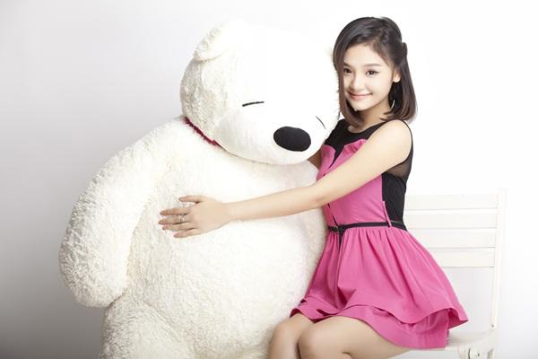 Gấu bông là món quà tặng dễ thương đa phần các cô gái đều thích