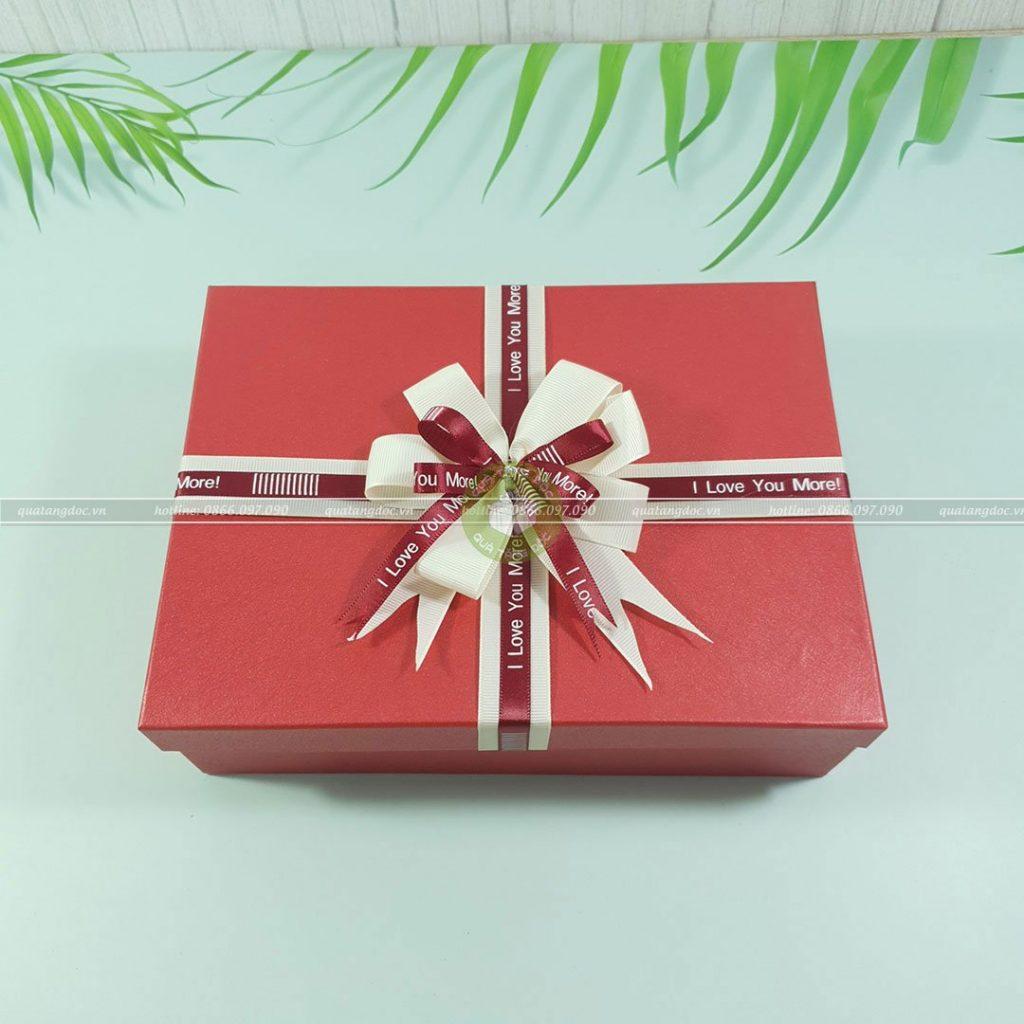 Hộp quà đẹp HQ43