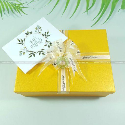 Hộp quà tặng đẹp site HQ44 – 23x17x7cm
