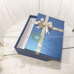 Hộp đựng quà tặng chữ nhật to 30x20x10cm – HQ32